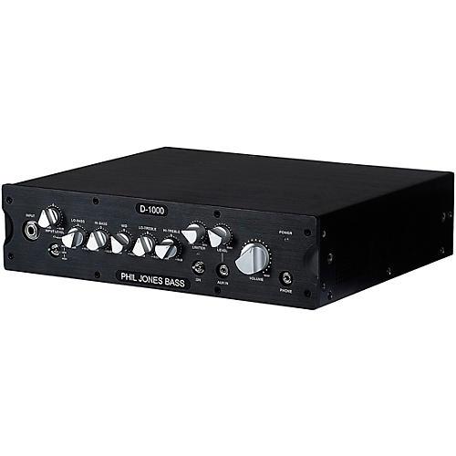 Phil Jones Bass D-1000 1,000W Bass Amplifier Head