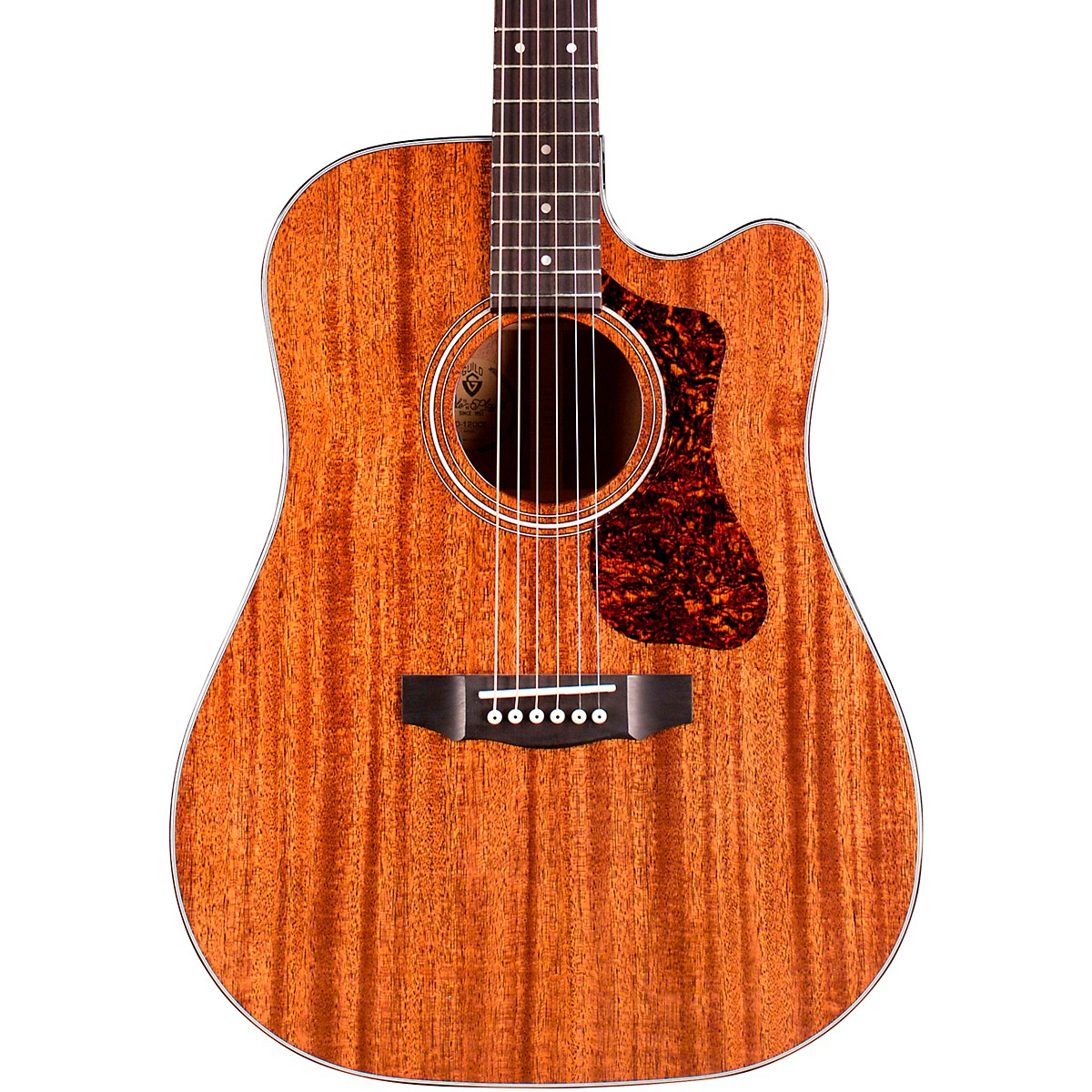 Guild D-120CE Westerly Collection Dreadnought Acoustic-Electric Guitar