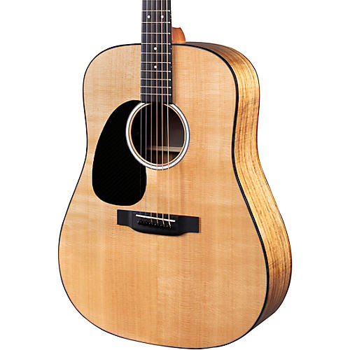 Martin D-12E Road Series KOA Fine Veneer Dreadnought Left Handed Acoustic-Electric Guitar