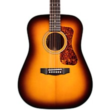 D-140 Westerly Collection Dreadnought Acoustic Guitar Antique Burst