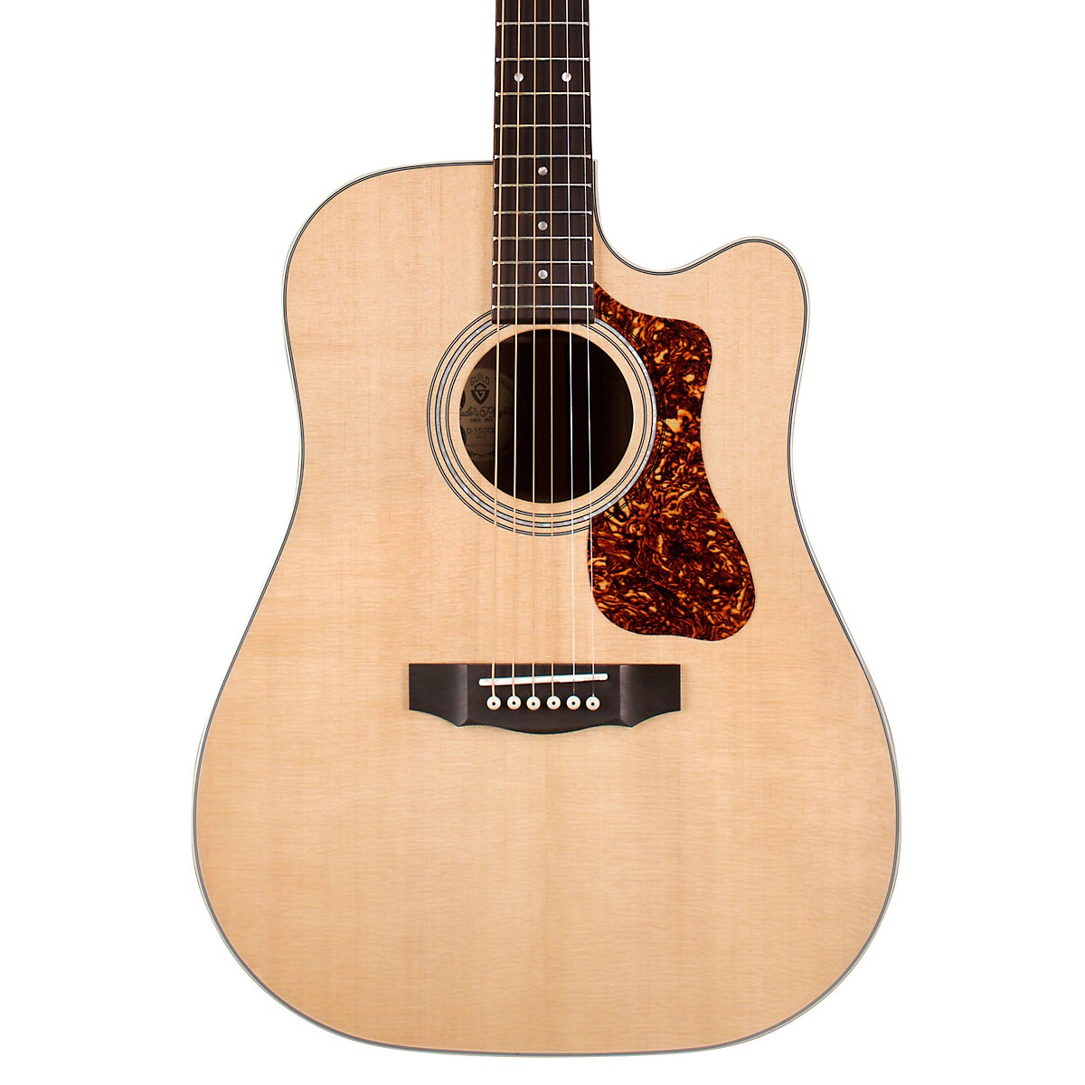 Guild D-150CE Westerly Collection Dreadnought Acoustic-Electric Guitar