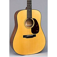 Martin D-18E Dreadnought Acoustic Electric Guitar with Fishman Electronics
