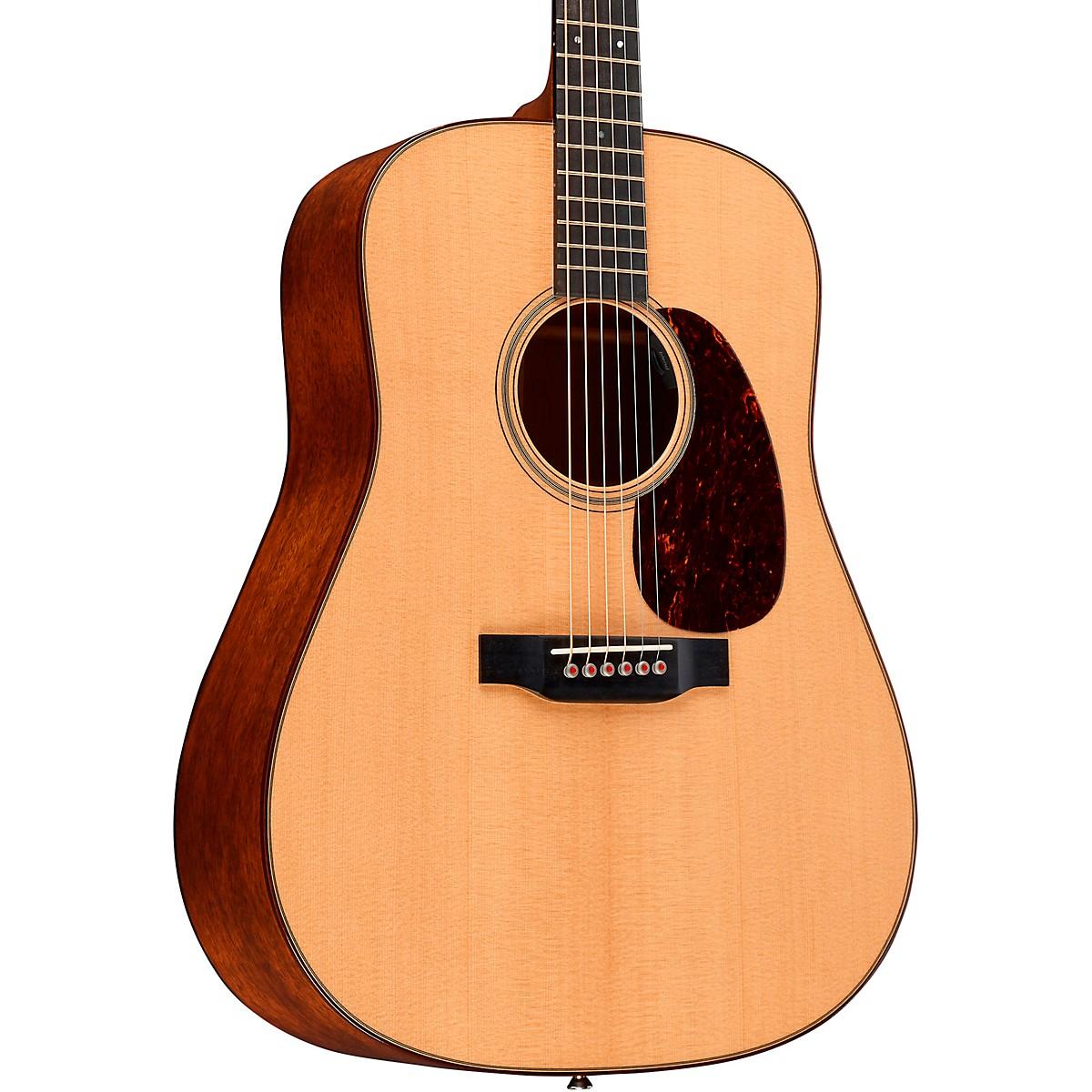 Martin D-18E Modern Deluxe Dreadnought Acoustic-Electric Guitar