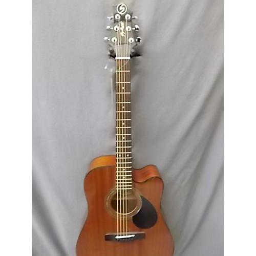 Greg Bennett Design by Samick D-1CE Acoustic Electric Guitar