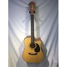 Kramer D-200sce Acoustic Electric Guitar