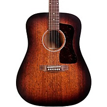 D-20E Dreadnought Acoustic-Electric Guitar Vintage Sunburst