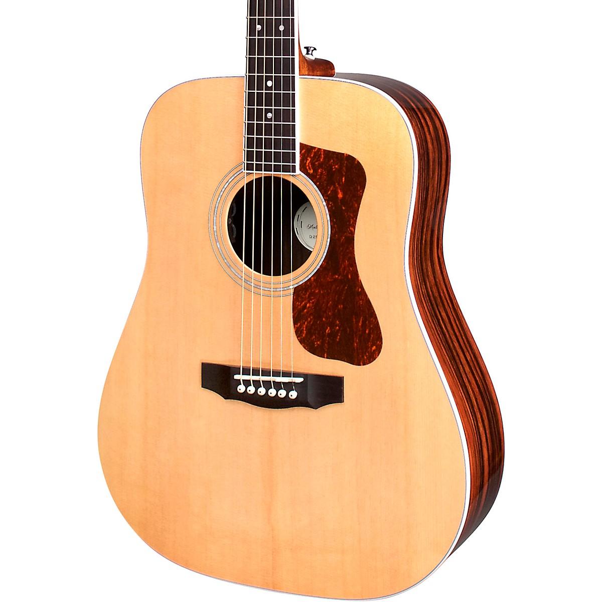 Guild D-260E Deluxe Dreadnought Acoustic-Electric Guitar