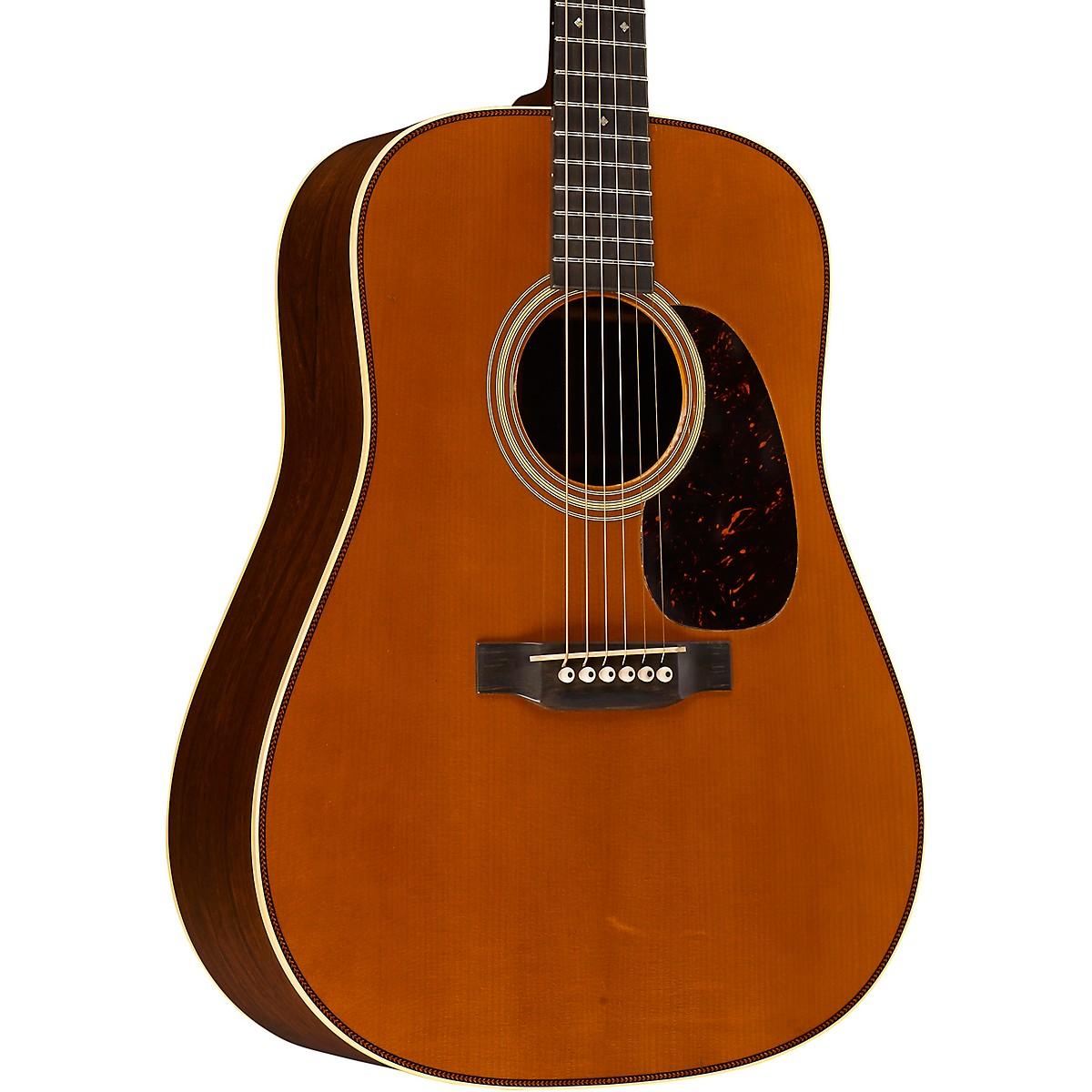 Martin D-28 Authentic 1937 VTS Aged Dreadnought Acoustic Guitar