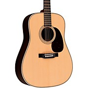 D-28 Modern Deluxe Dreadnought Acoustic Guitar Natural