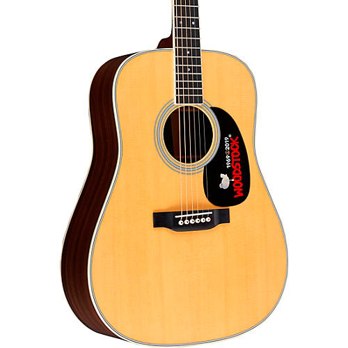 Martin D-35 Woodstock 50th Anniversary Deadnought Acoustic Guitar