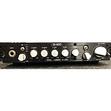 Phil Jones Bass D-400 Bass Amp Head