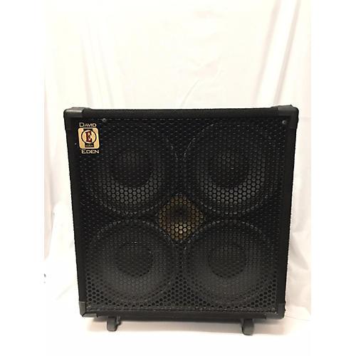 Eden D-410T Bass Cabinet