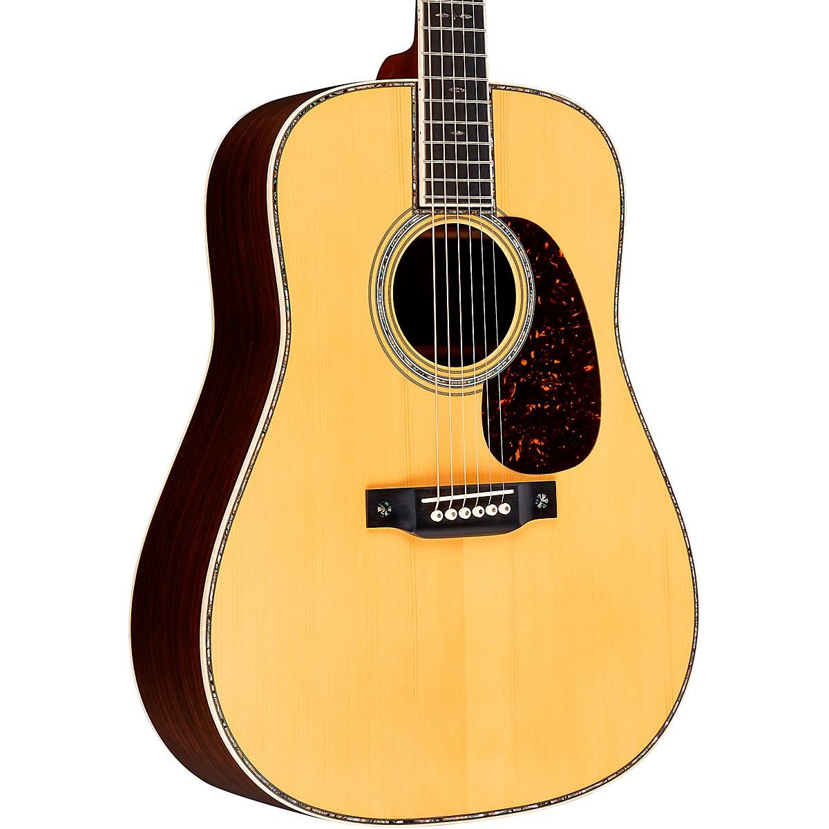 Martin D-42 Custom Dreadnought Acoustic Guitar