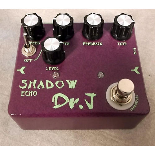 Dr. J Pedals D-54 Shadow Echo Delay Effect Pedal