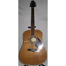 Greg Bennett Design by Samick D-8/N Acoustic Guitar