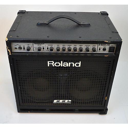 Roland D BASS 210 Bass Combo Amp