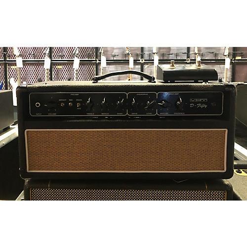 VHT D-FIFTY 50W Tube Guitar Amp Head