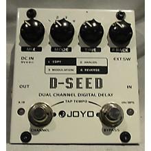 Joyo D-Seed Delay Effect Pedal