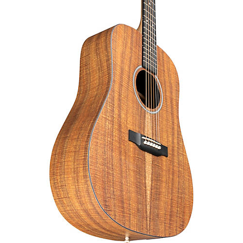 Martin D-X1E HPL Koa Dreadnought Acoustic-Electric Guitar