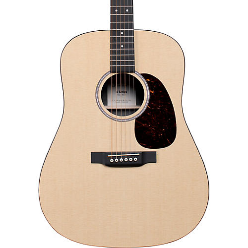 Martin D-X1E HPL Sitka Spruce Dreadnought Acoustic-Electric Guitar