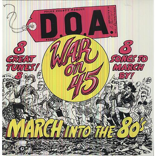 Alliance D.O.A. - War on 45