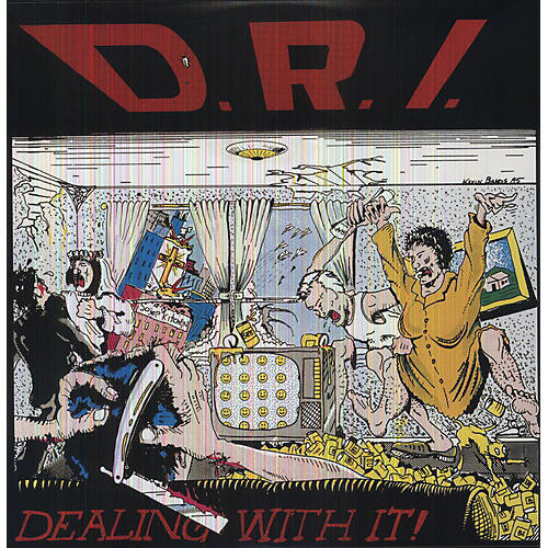 Alliance D.R.I. - Dealing with It