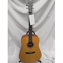 Larrivee D02 Left Handed Acoustic Guitar