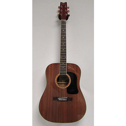 Washburn D100DLMK Acoustic Guitar