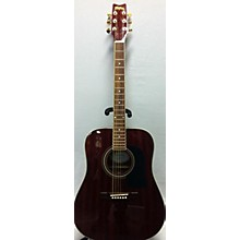 Washburn D100m Acoustic Guitar