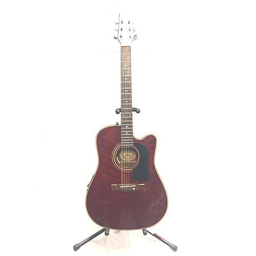 Washburn D10CEM Acoustic Guitar
