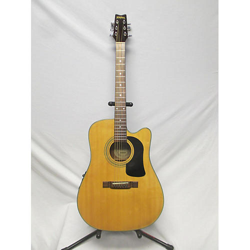 Washburn D10ce Acoustic Guitar