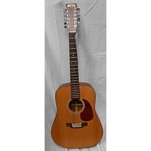 Martin D12-1 12 String Acoustic Guitar