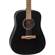 D120 Dreadnought Acoustic Guitar Black