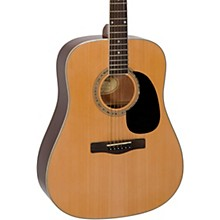 Mitchell D120 Dreadnought Acoustic Guitar Level 1 Natural