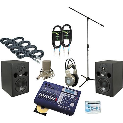 Korg D1200MKII Studio Package