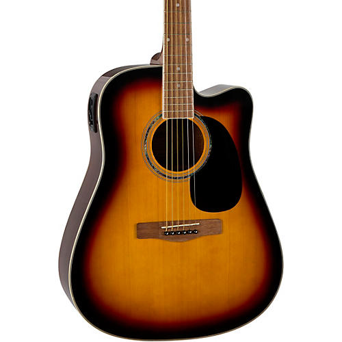 Mitchell D120CE Dreadnought Cutaway CE Acoustic-Electric Guitar