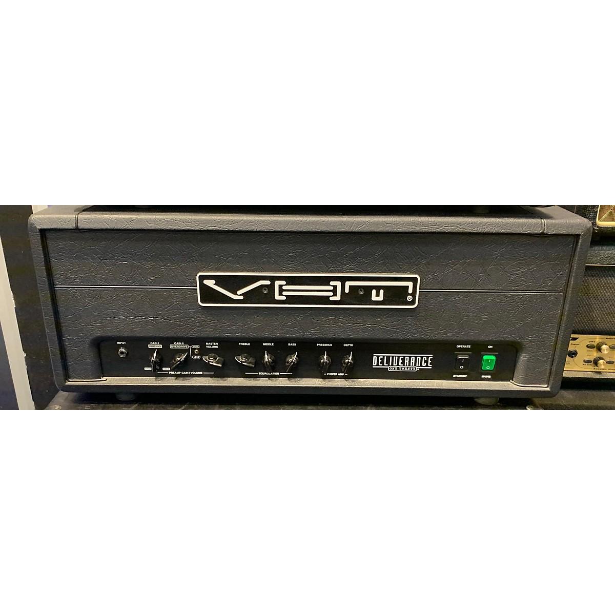 VHT D120H Tube Guitar Amp Head