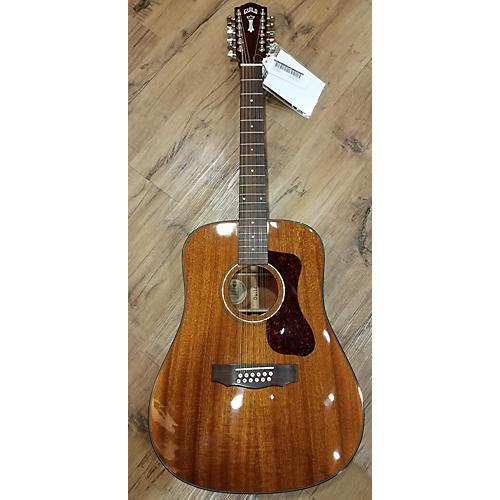 used guild d1212 12 string acoustic guitar guitar center. Black Bedroom Furniture Sets. Home Design Ideas