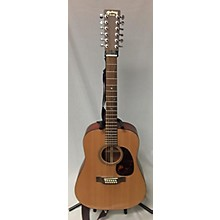Martin D12GTM 12 String Acoustic Guitar
