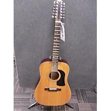 Washburn D12S12 12 String Acoustic Guitar
