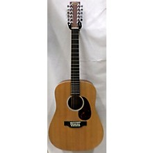 Martin D12X1 12 String Acoustic Guitar