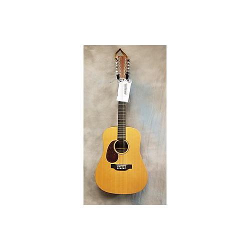 Martin D12X1 Left Handed Acoustic Guitar