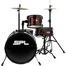 D1316 Lil Kicker 3-Piece Drum Kit With Throne Wine Red