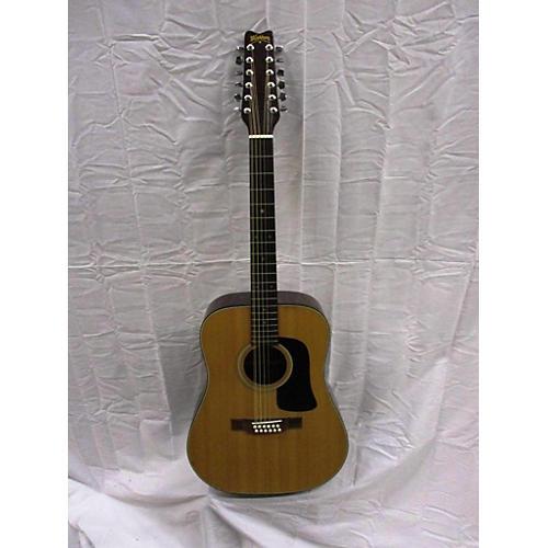 Washburn D15-12 12 String Acoustic Guitar