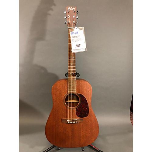 used martin d15m acoustic guitar natural guitar center. Black Bedroom Furniture Sets. Home Design Ideas