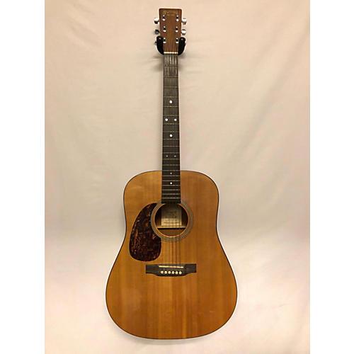 used martin d16gt left handed acoustic guitar guitar center. Black Bedroom Furniture Sets. Home Design Ideas