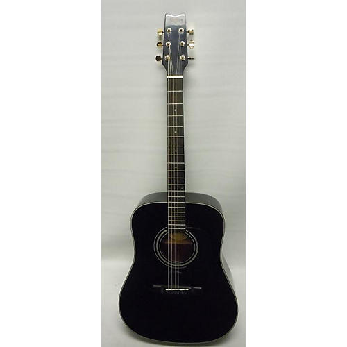 Washburn D1OOSB Acoustic Guitar