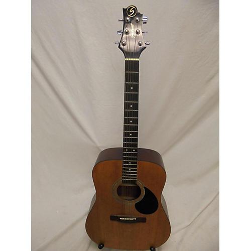Greg Bennett Design by Samick D1SN Acoustic Guitar