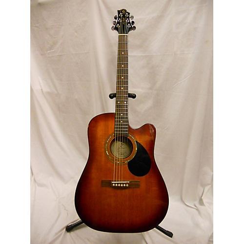 used greg bennett design by samick d1ce bs acoustic electric guitar guitar center. Black Bedroom Furniture Sets. Home Design Ideas