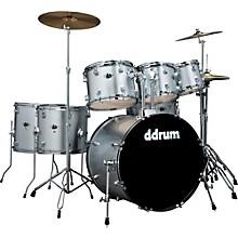 Ddrum D2 7-Piece Drum Set with Free Sabian Crash Cymbal